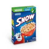 Cereal Snow Flakes