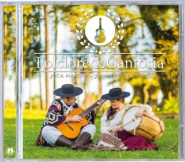 Joca Martins e Juliana Spanevello lan�am o CD �Folclore & Cantoria�